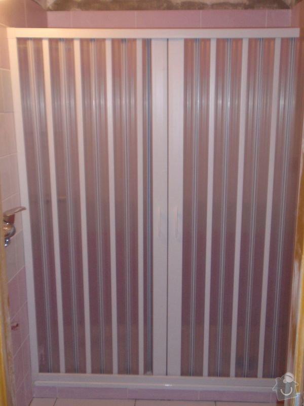 Rekonstrukce koupelny: PB081183