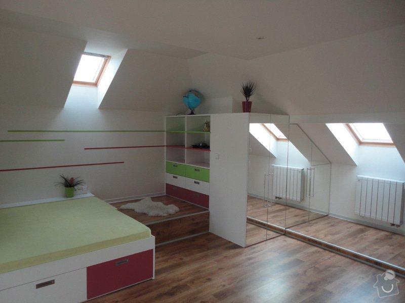 Návrh interiéru a realizace dětského pokoje.: uprava7