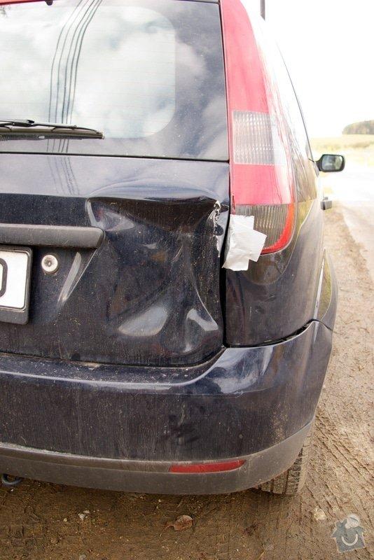 Oprava karoserie - nehoda při parkování: 1
