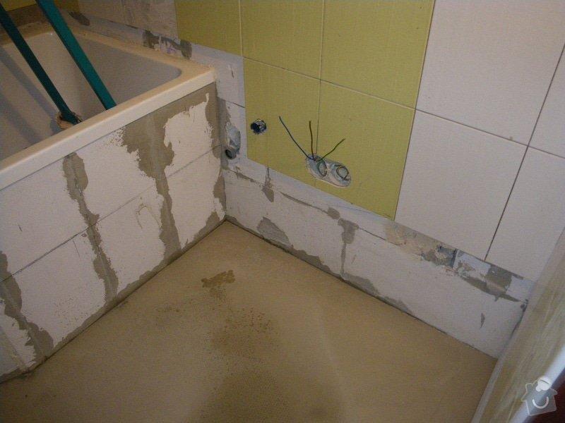 Obklady, zedničinu, podlahy, malby: IMGP1183