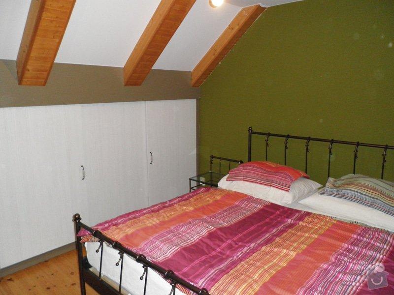 Realizace vestavných skříní v ložnici: 4