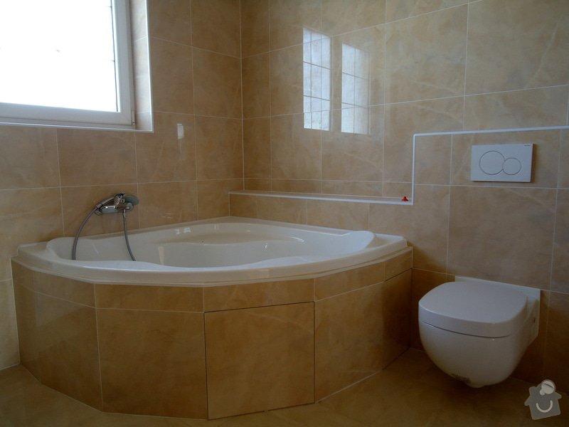Obklady a dlažby koupelen a teras, opravy: DSC01