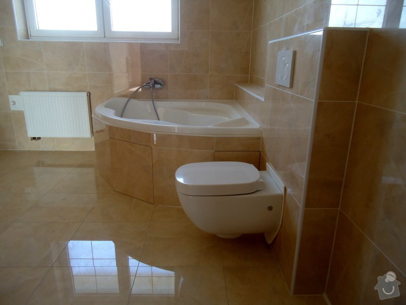 Obklady a dlažby koupelen a teras, opravy: DSC02