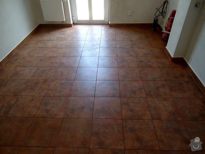 Obklady a dlažby koupelen a teras, opravy: DSC11