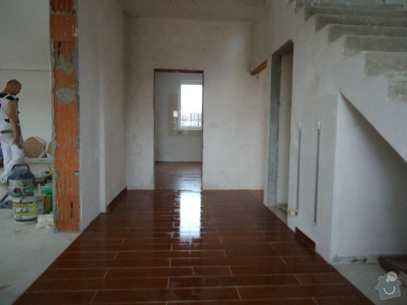 Obklady a dlažby koupelen a teras, opravy: DSC12