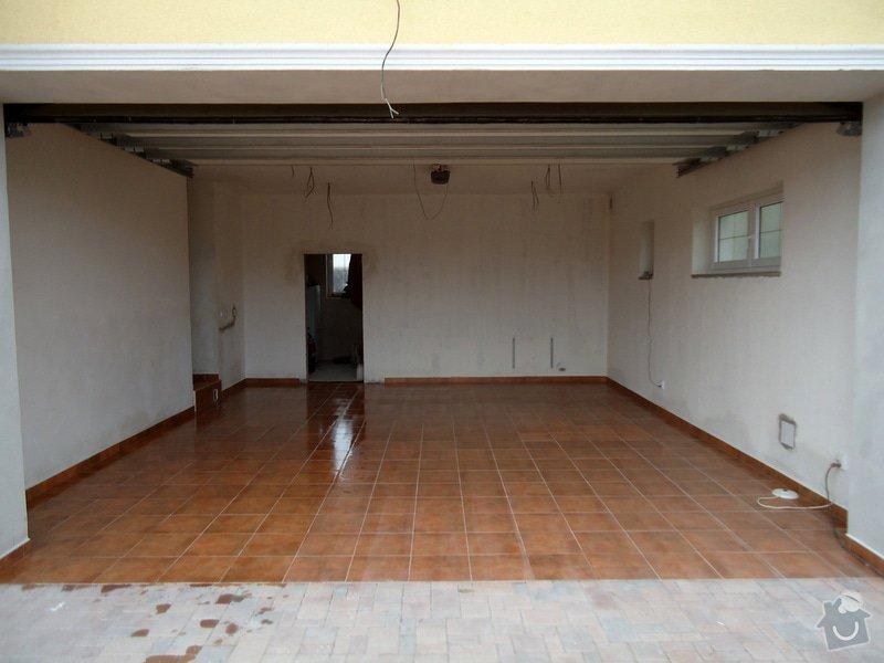 Obklady a dlažby koupelen a teras, opravy: DSC14