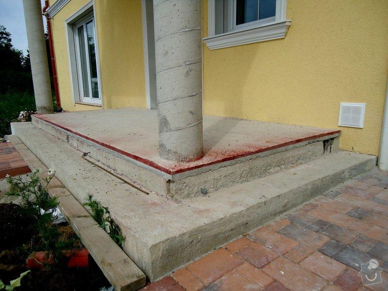 Obklady a dlažby koupelen a teras, opravy: DSC16
