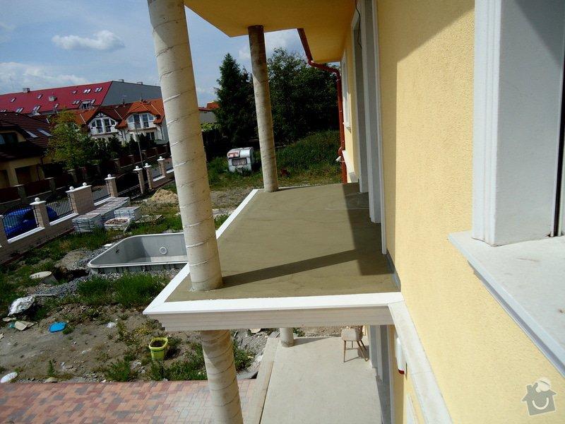 Obklady a dlažby koupelen a teras, opravy: DSC17