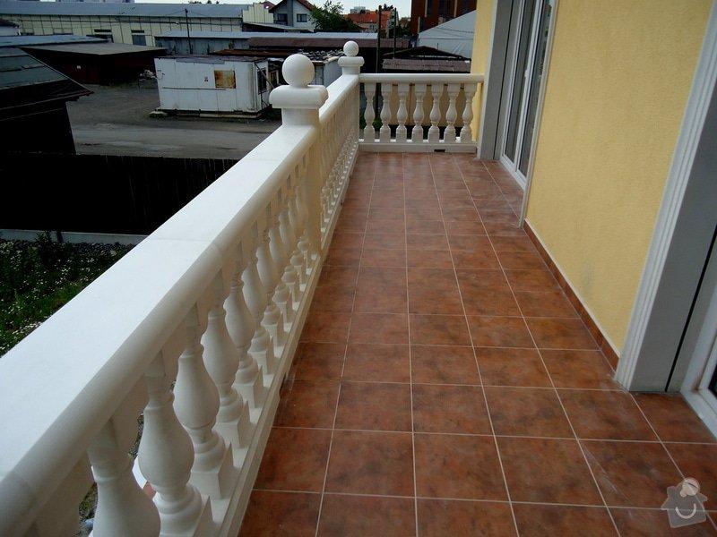 Obklady a dlažby koupelen a teras, opravy: DSC19