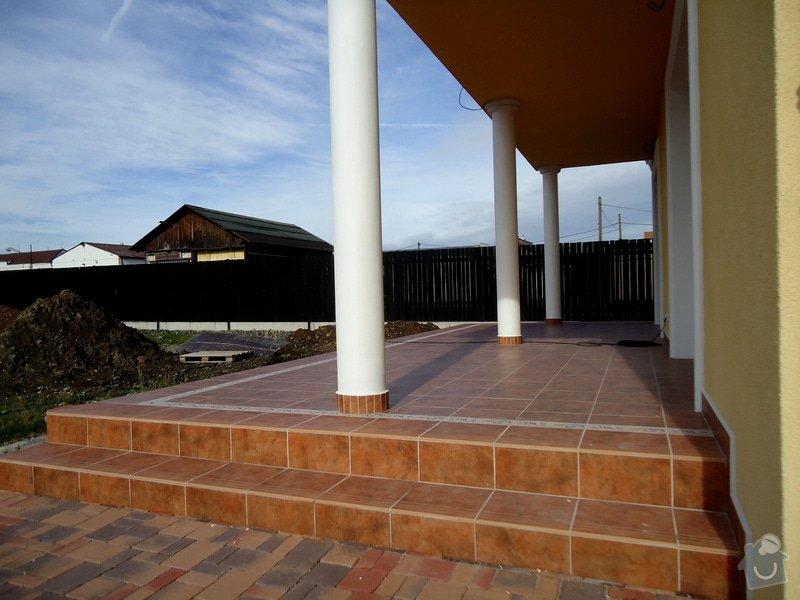 Obklady a dlažby koupelen a teras, opravy: DSC21