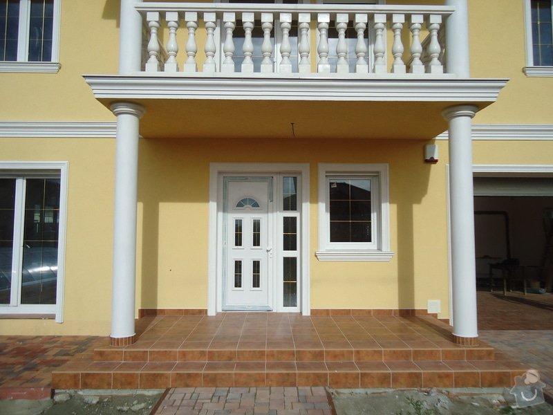 Obklady a dlažby koupelen a teras, opravy: DSC00491
