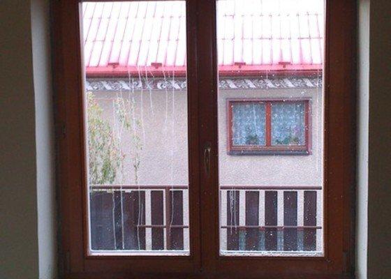 Začištění oken