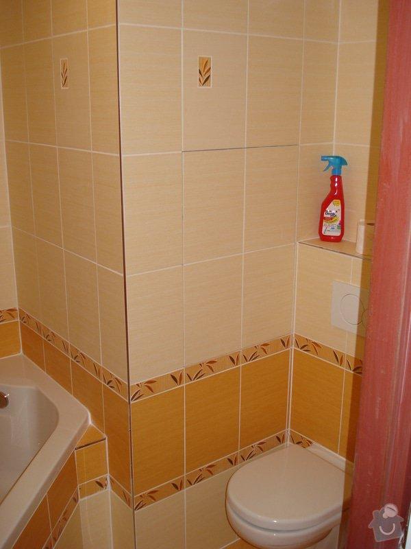 """Rekonstrukce bytového jádra """"na klíč"""", příprava na novou kuchyňskou linku: DSC01599"""