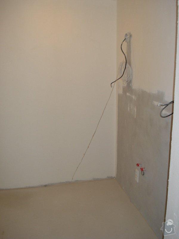 """Rekonstrukce bytového jádra """"na klíč"""", příprava na novou kuchyňskou linku: DSC01602"""