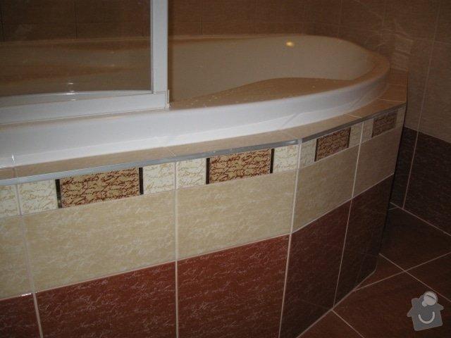 Rekonstrukce koupelny v rodinném domě.: IMG_1430z