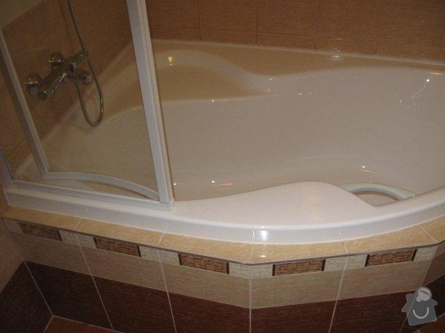 Rekonstrukce koupelny v rodinném domě.: IMG_1431z