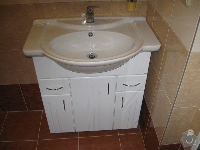 Rekonstrukce koupelny v rodinném domě.: IMG_1434z