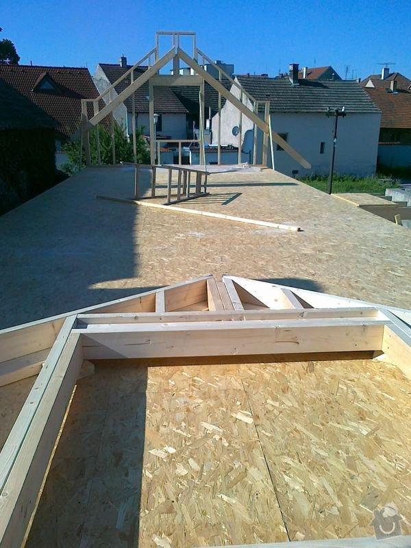 Rekonstrukce rodinného domu formou nízkoenergetické dřevostavby.: 02082012530