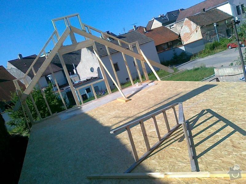 Rekonstrukce rodinného domu formou nízkoenergetické dřevostavby.: 02082012533