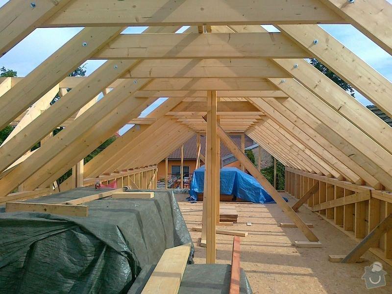 Rekonstrukce rodinného domu formou nízkoenergetické dřevostavby.: 16082012568