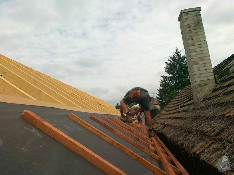 Rekonstrukce rodinného domu formou nízkoenergetické dřevostavby.: 17082012578