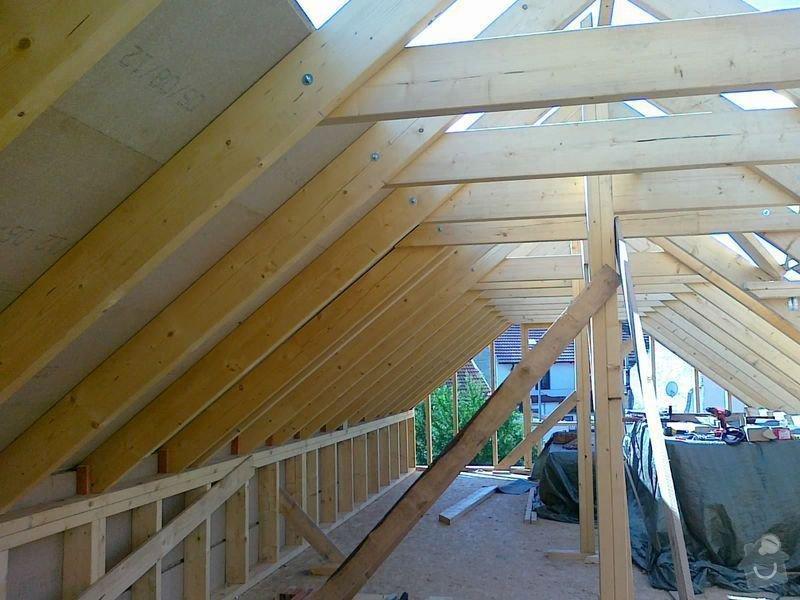 Rekonstrukce rodinného domu formou nízkoenergetické dřevostavby.: 17082012582