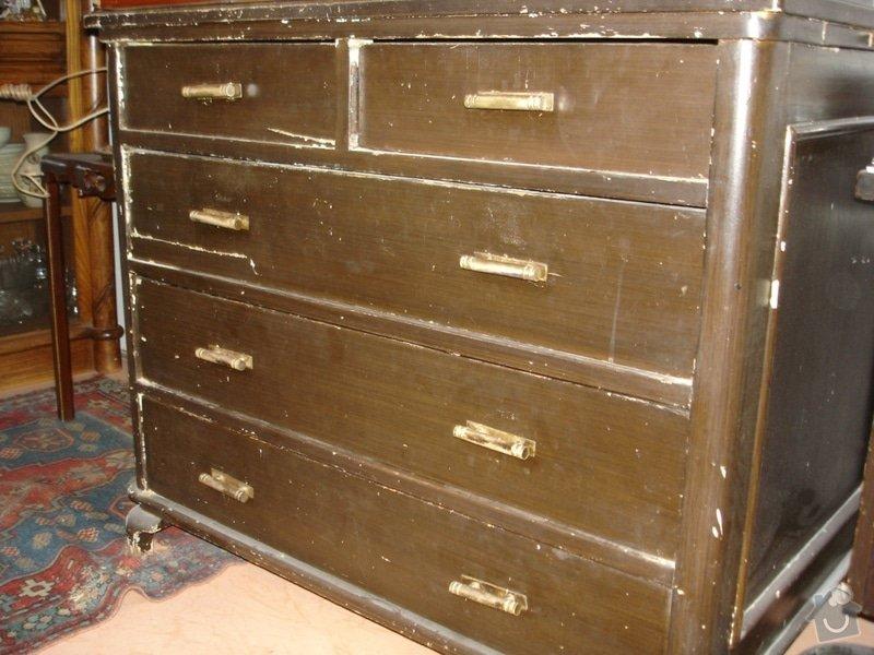 Restaurování nábytku: DSC03943
