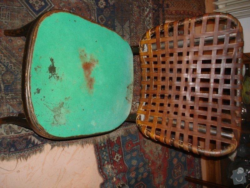 Restaurování nábytku: DSC03947