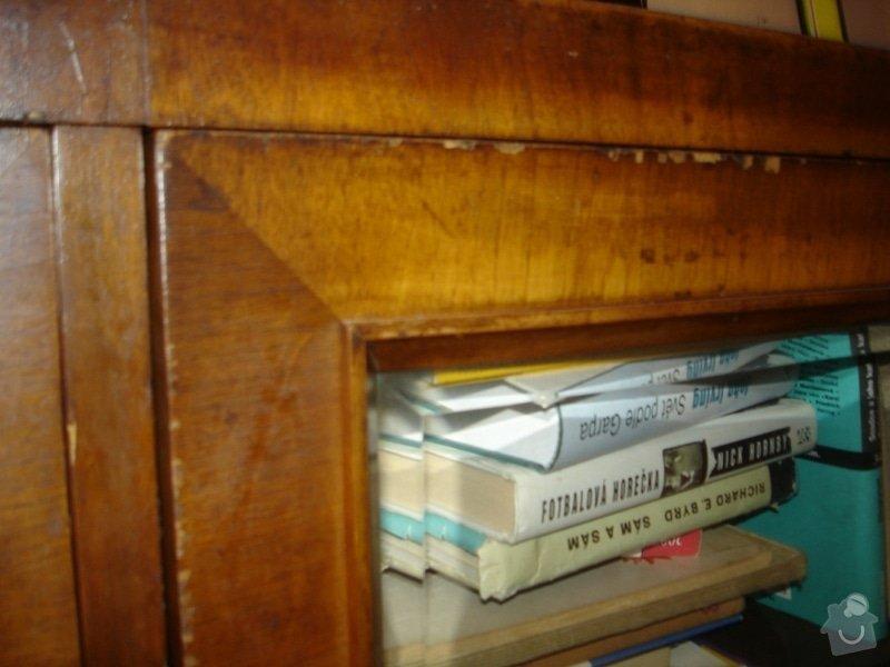 Restaurování nábytku: DSC03941