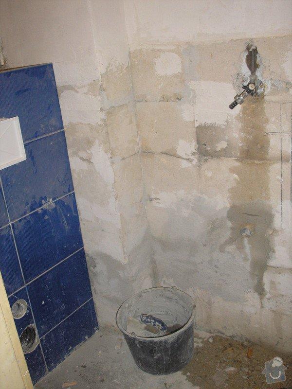 Rekonstrukce WC: P1010037