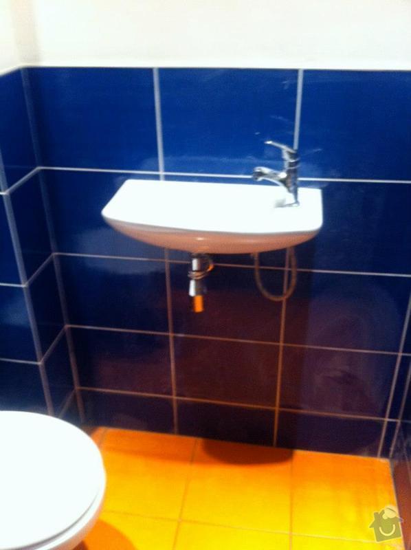 Rekonstrukce WC: 1