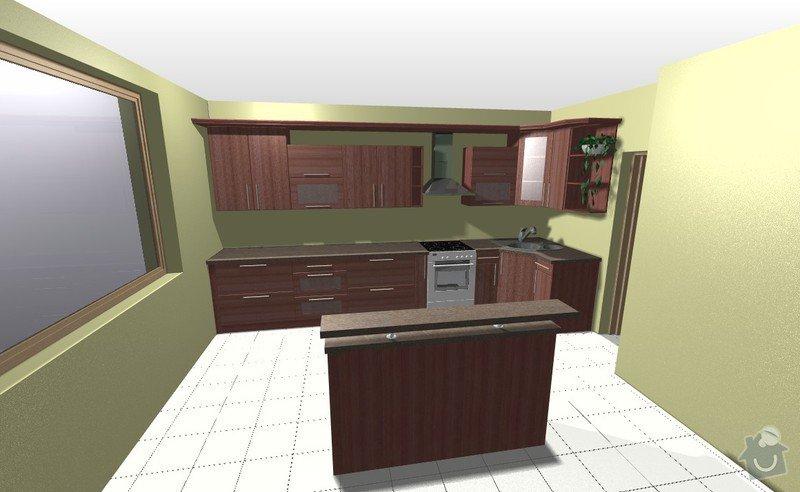 Kuchyňská linka: Oubrechtova_Vera_1a