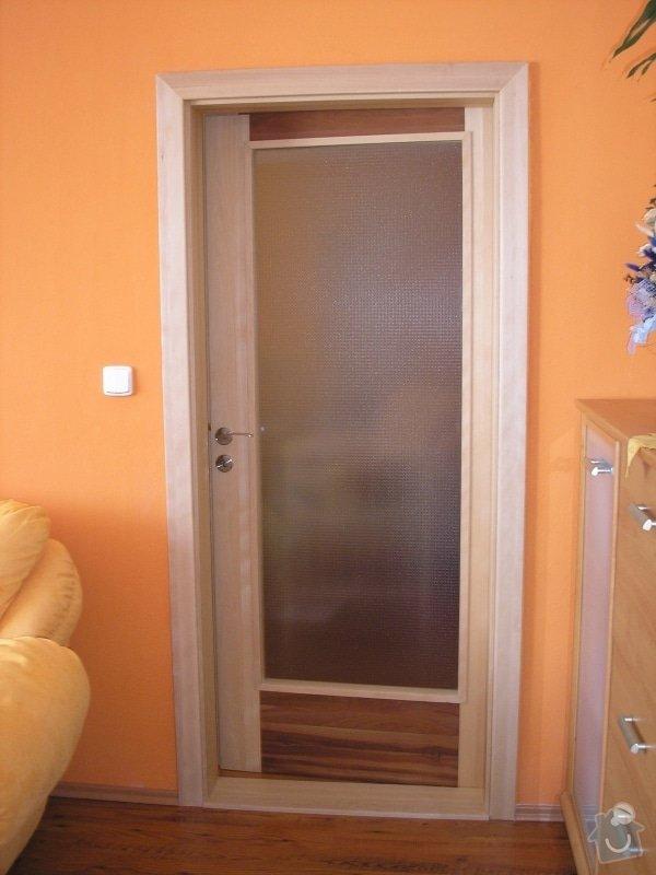 Výroba,montáž kuchyně,vestavěné skříně,dveří,pokládka plovoucí podlahy.: dvere1