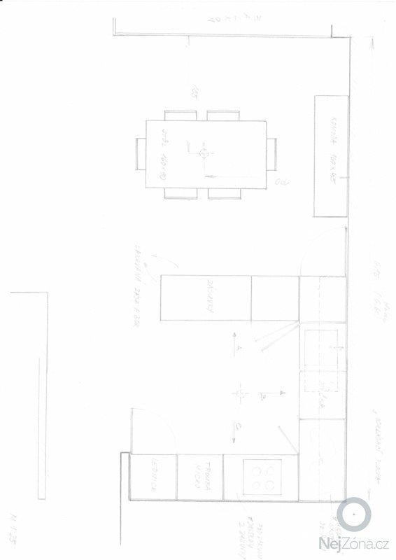 Elektro / Vodo instalace pro novou kuchyn: kuchyne_2