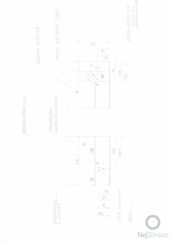 Elektro / Vodo instalace pro novou kuchyn: kuchyne_3