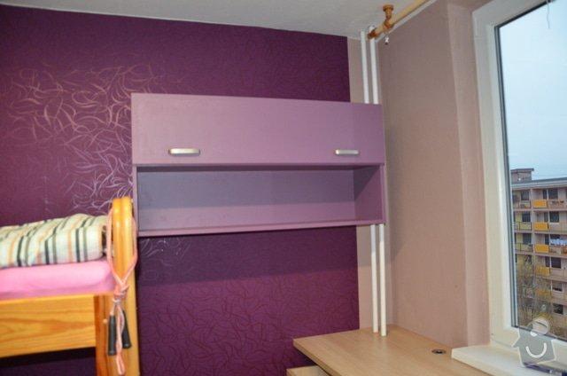 Dětský pokoj, vestavěná skříň a stůl: DSC_1005