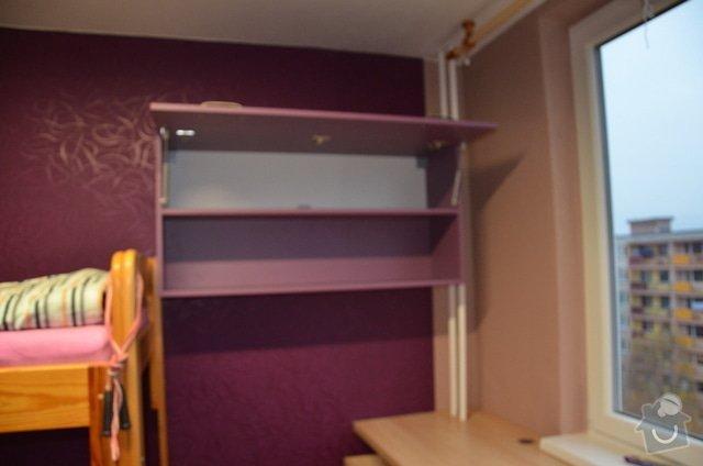 Dětský pokoj, vestavěná skříň a stůl: DSC_1006