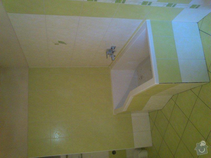 Rekonstrukce bytu 3+kk 55 m2 v RD Praha-východ: DSC_0509