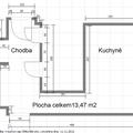 Pokladka podlahy a renovace parket chodba kuchyn