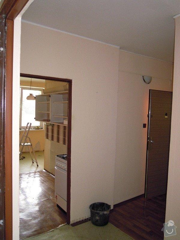Kompletní rekonstrukce bytové jednotky.4+1: 10