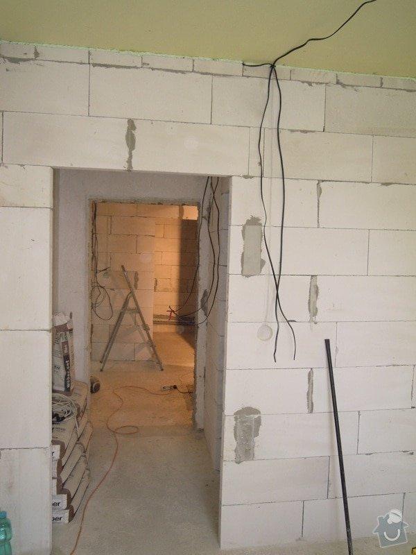 Kompletní rekonstrukce bytové jednotky.4+1: 19
