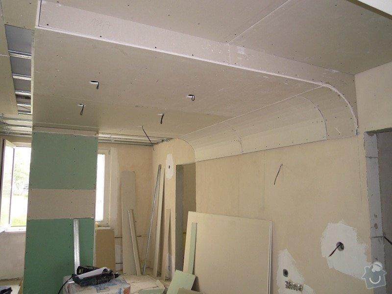 Kompletní rekonstrukce bytové jednotky.4+1: 24