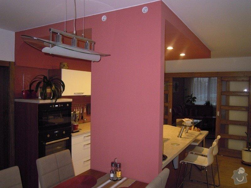 Kompletní rekonstrukce bytové jednotky.4+1: 169-21