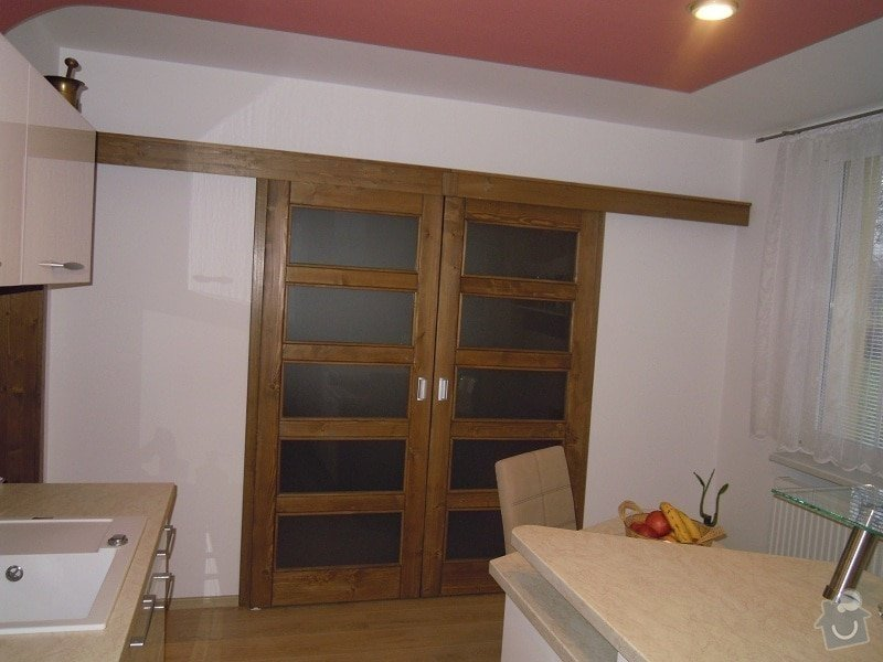Kompletní rekonstrukce bytové jednotky.4+1: 169-19