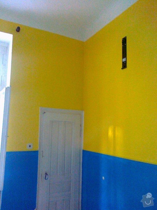 dekorativní malování dvou pokojů: work_006