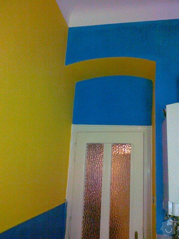 dekorativní malování dvou pokojů: work_005