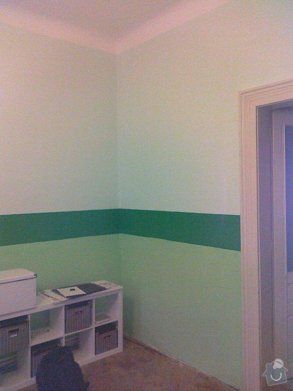 dekorativní malování dvou pokojů: work_027