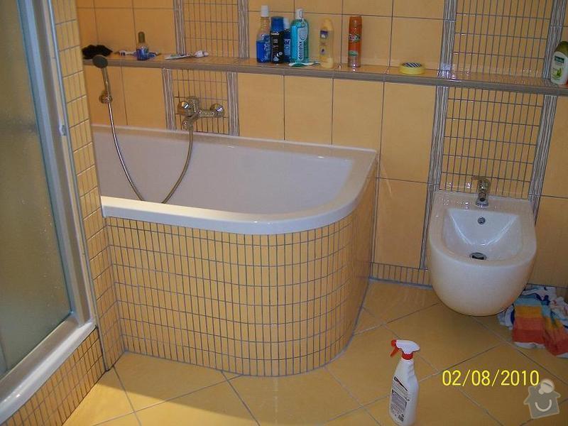 Kompletní rekonstrukce koupelny v RD: 100_0610