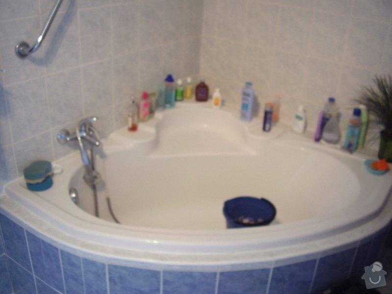 Kompletní rekonstrukce koupelny v RD: Puvodni_vana