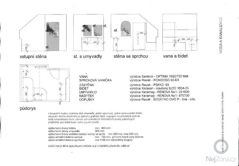 Kompletní rekonstrukce koupelny v RD: Osazeni_predmety